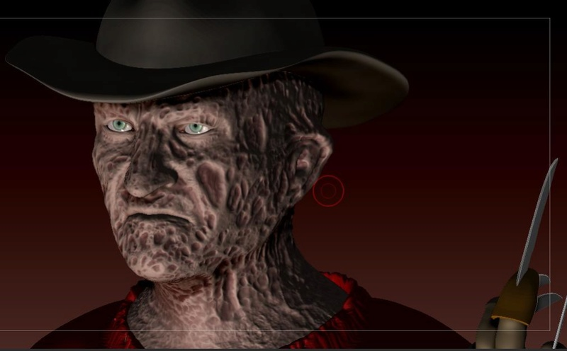 3D (THREE D) KRUEGER :.B 18-04-17