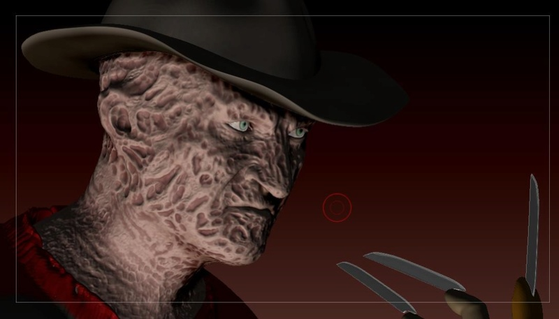 3D (THREE D) KRUEGER :.B 18-04-19