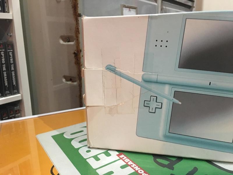 [ESTIM] Nintendo DS Bleu complète  6ccdf210
