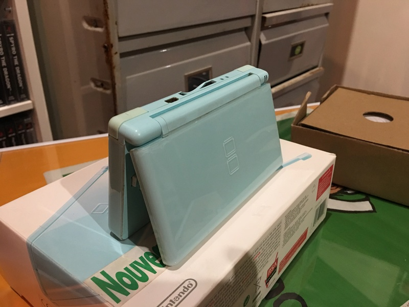 [ESTIM] Nintendo DS Bleu complète  9aade910