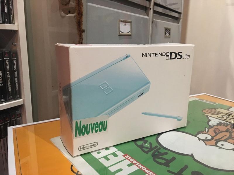 [ESTIM] Nintendo DS Bleu complète  D12ae210