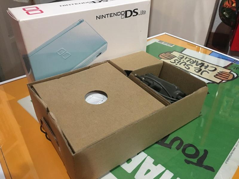 [ESTIM] Nintendo DS Bleu complète  Df7e1d10