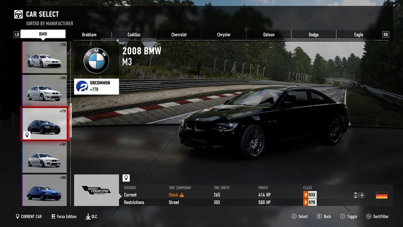 FM7 Time Attack | King of the Ring (2008 BMW M3) *ends 26th* 24a26910