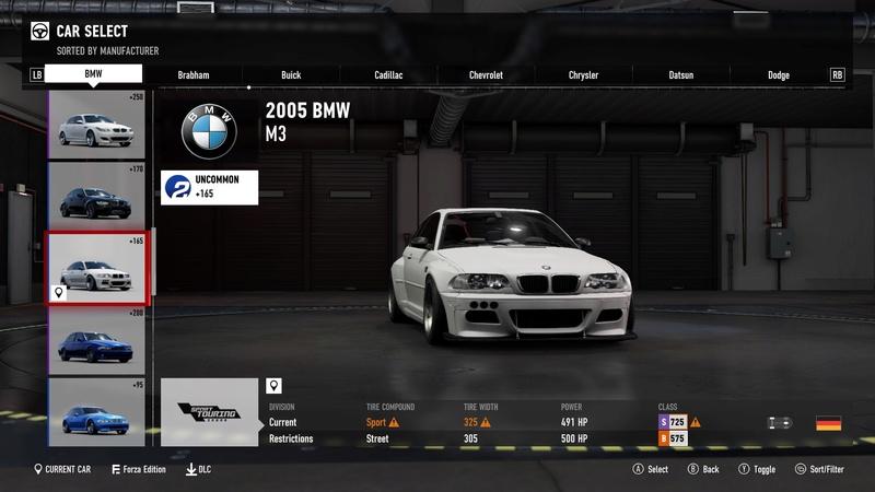 FM7 | 500HP (FWD/RWD) - Daytona Sports Car Circuit 37590510