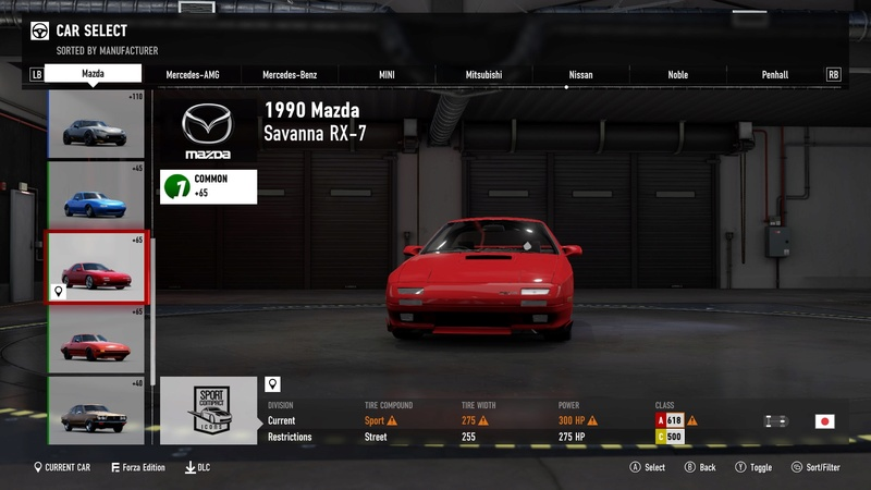 FM7 | 300HP (FWD/RWD) - Prague Short Circuit 3961d510
