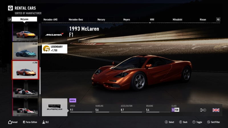 FM7 Time Attack | King of the Ring (1993 McLaren F1) 99fb3b10