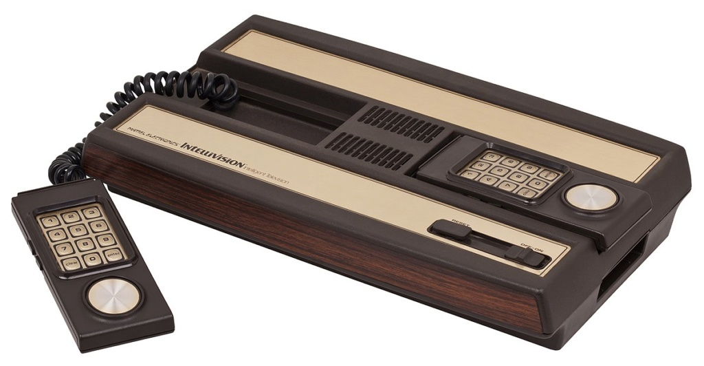 my first time i played a game console was the Atari 2600, also so intellivision and coleco vision 1200px13
