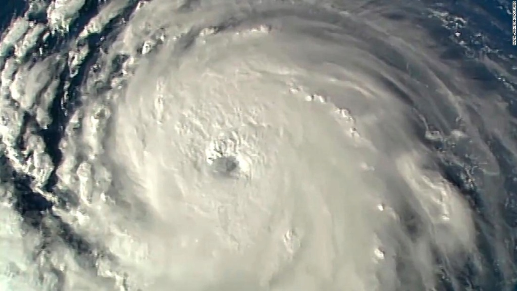 Hurricane Florence that's a lot to deal with 18091010