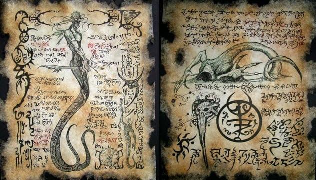 Voynich manuscript as a Grimoires The Picatrix 2-pica10