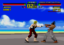 street fighter 2 mortal kombat yie are the kung fu virtua fighter  remembered 220px-11