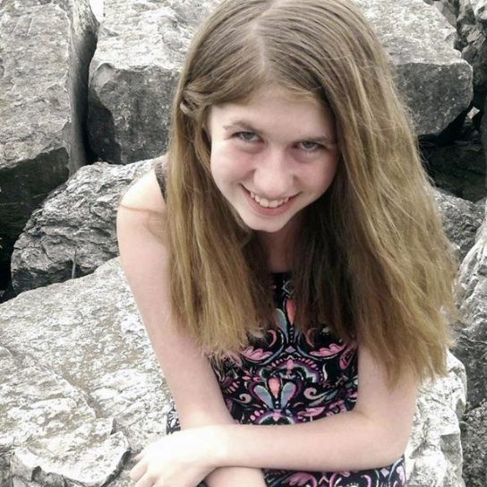 Jayme Closs, 13 is missing since  Oct 15, 2018  361fd110