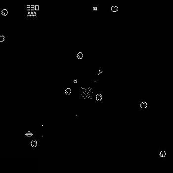 asteroids,  berzerk , space invaders and comparisons to today 39093610