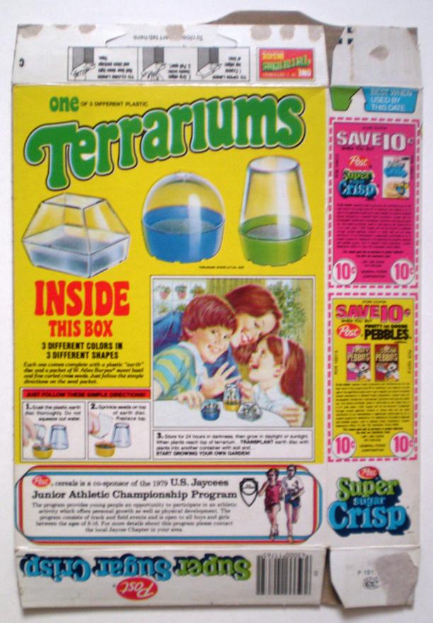 Super Sugar Crisp Terrariums remembered 47726910