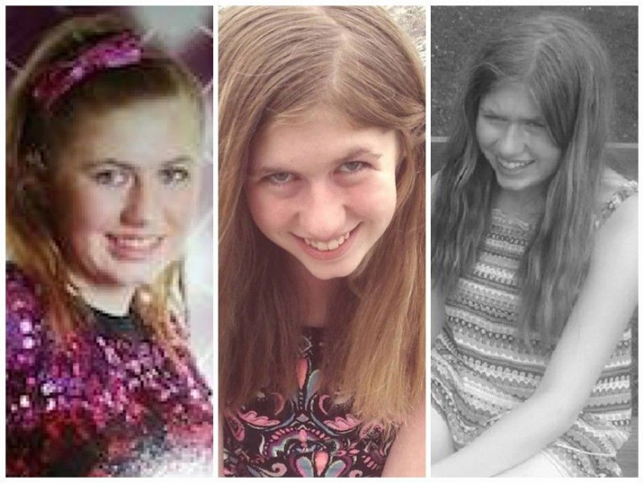 Jayme Closs, 13 is missing since  Oct 15, 2018  48f42410