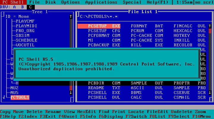 the very first PC magazine i read and  IBM PS/2 model 50 and windows 3.0 5x-8d510