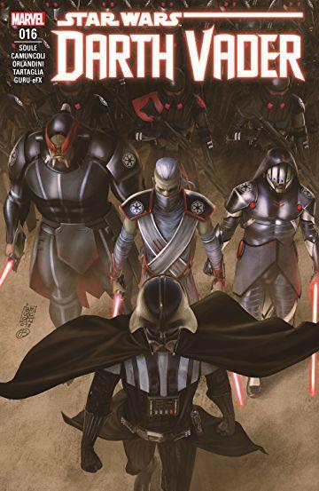 Star Wars Han Solo, Darth Vader comic and Star Trek  *spoilers* 65391610