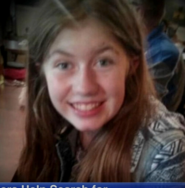 Jayme Closs, 13 is missing since  Oct 15, 2018  6598dd10