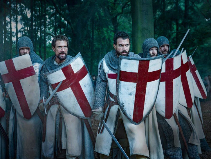History Channel Knightfall, Knights Templars reminds me of Jedi knights *spoilers* 72dcf910
