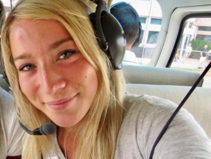 Mr. Cruel murdered JonBenet Ramsey theory - Australian Justine Damond and Madison Jane Lyden, 23  A95d9110