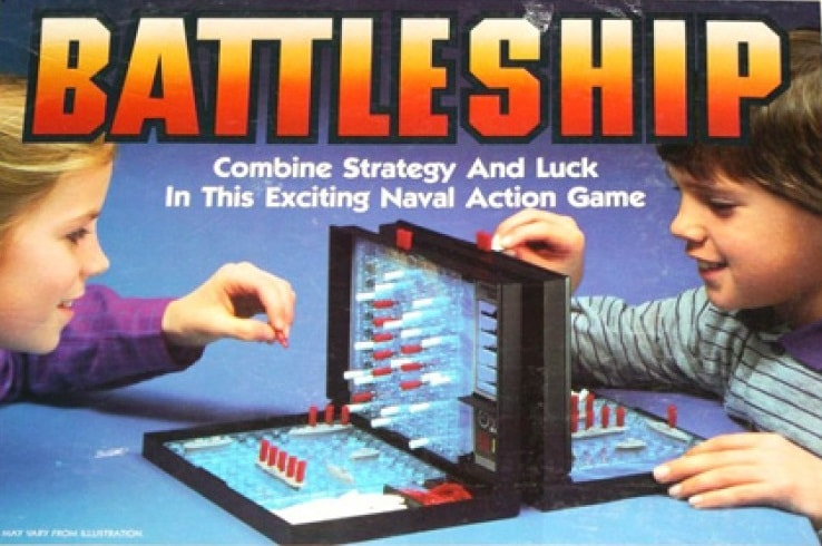board games i actually played and my fav board game Battle10