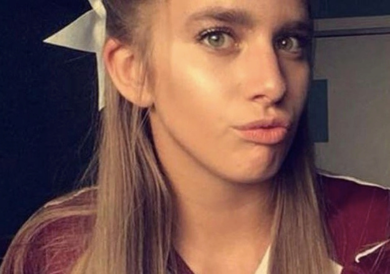 Breana Rouhselang, 17 when girls don't choose abortion Cc0f4810
