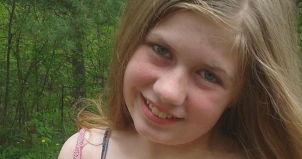 Jayme Closs, 13 is missing since  Oct 15, 2018  Ctm-1010