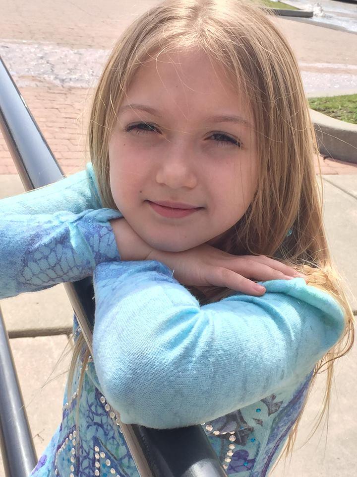 perhaps Paiten Noelle Pierce age 9 died of COVID19   Dugkyd10