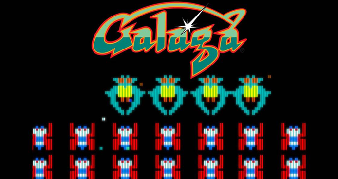 my   memories of arcades the early years at malls trip down memory lane Galaga10