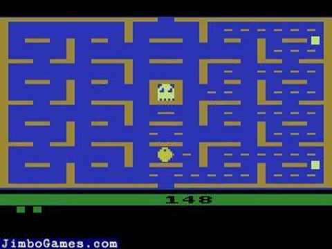 my first time i played a game console was the Atari 2600, also so intellivision and coleco vision Hqdefa42