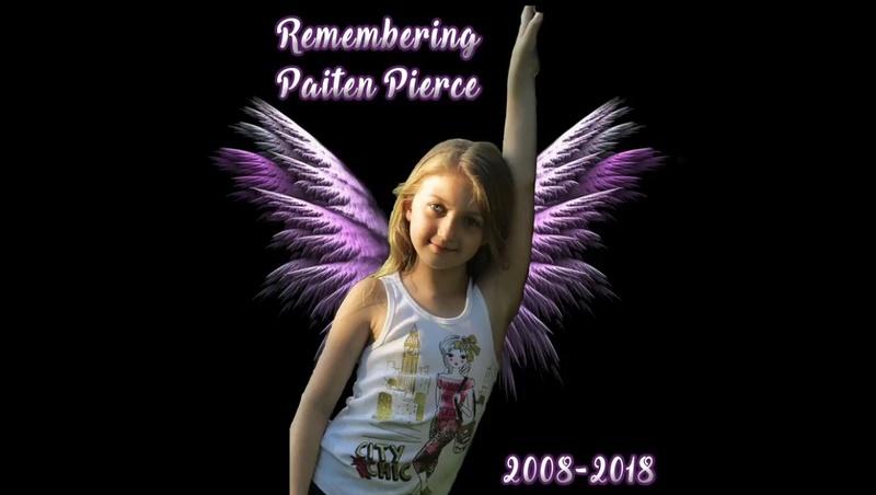 Paiten Noelle Pierce  October 11, 2008 - January 25, 2018  9 Img_3211