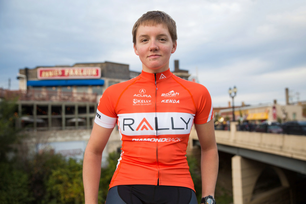 Kelly Catlin, Olympic cyclist who committed suicide Kelly-10