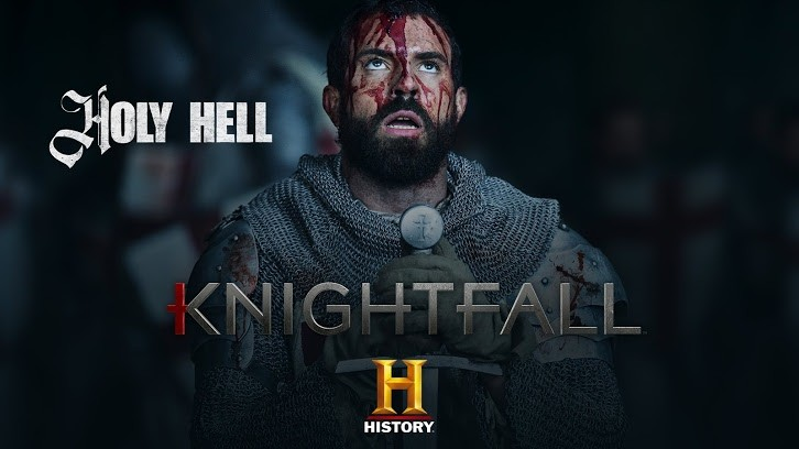History Channel should do a Constantine the Great   drama like Vikings and Knightfall Knighf10