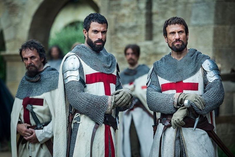 History Channel Knightfall, Knights Templars reminds me of Jedi knights *spoilers* Knight11