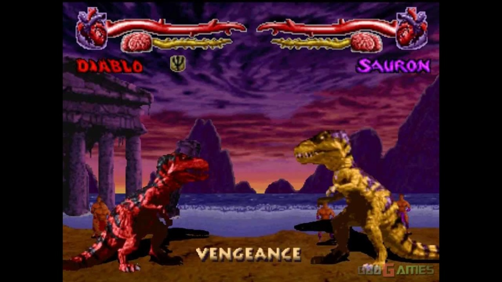 i just watched jurassic world fallen kingdom 2nd grade and arcade game primal rage of 90s Maxres60