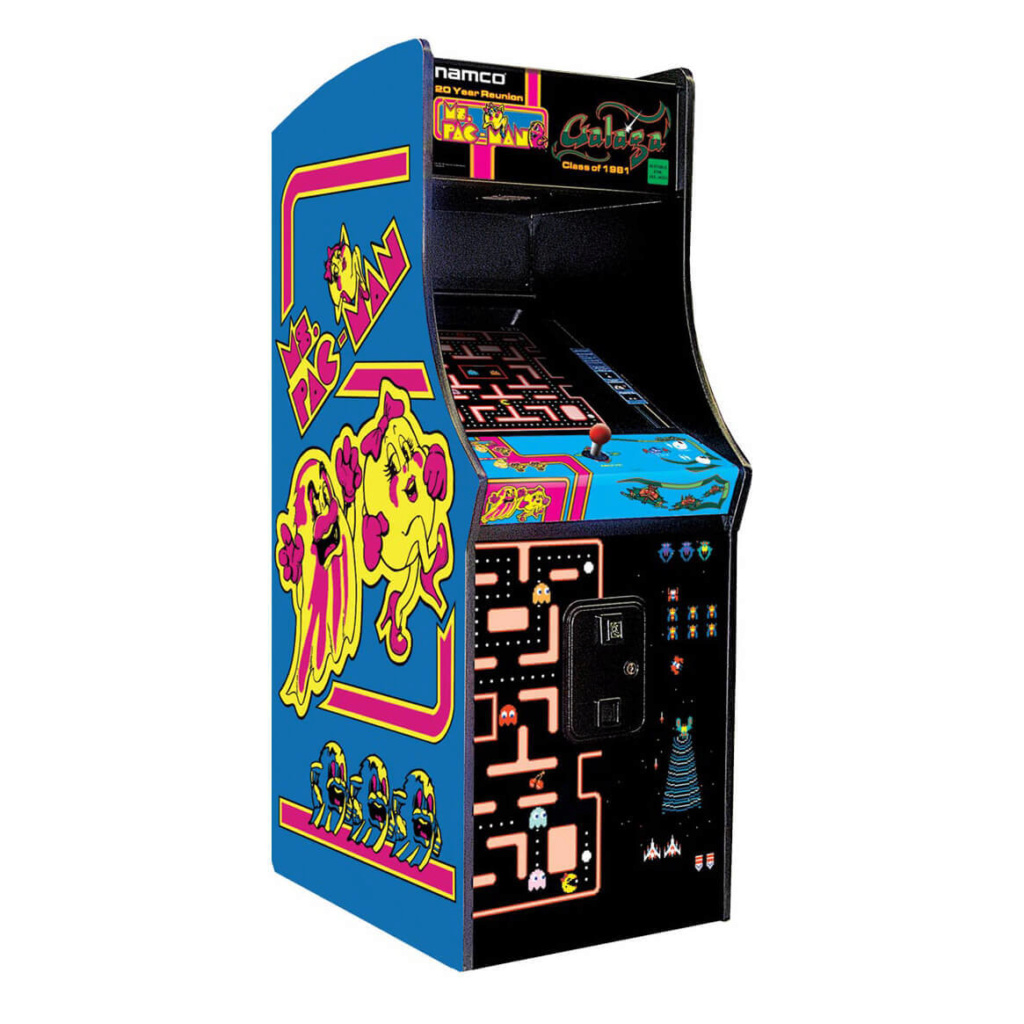 my   memories of arcades the early years at malls trip down memory lane Ms-pac10
