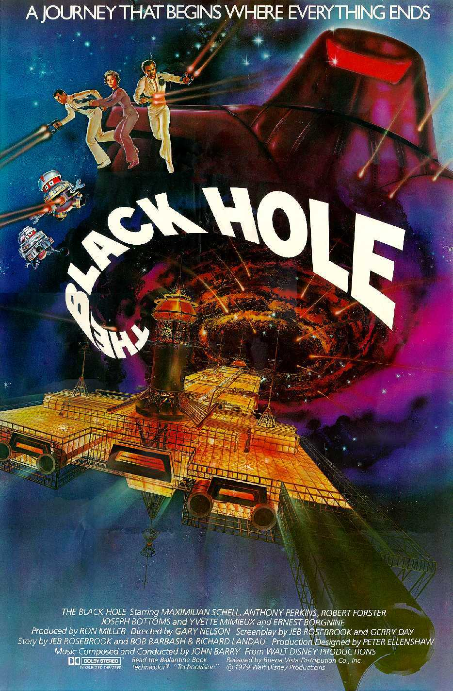 my first black hole movie and First ever photo of black hole  Mv5bog10