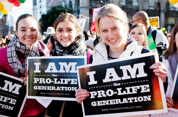 my thoughts on prolife girls and women Prolif10