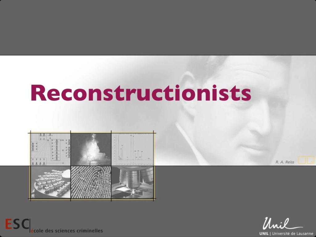 imagine IDI and RDI term paper on  JonBenet Ramsey to forensics professor  Recons18