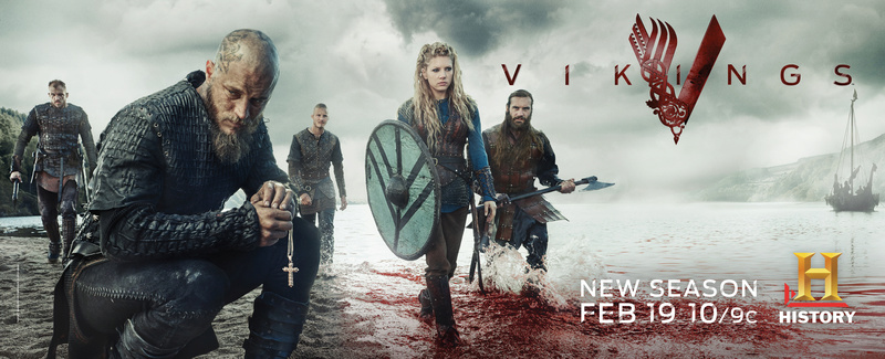 History Channel should do a Constantine the Great   drama like Vikings and Knightfall Viking10