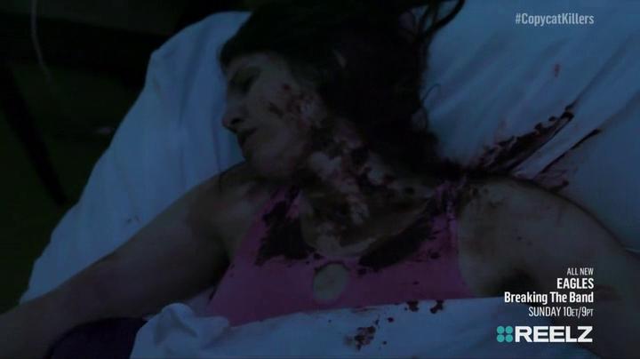 copycat killers season 5 twilight kim edwards lucas markham & JonBenet Ramsey Dirty Harry Vlcsn246