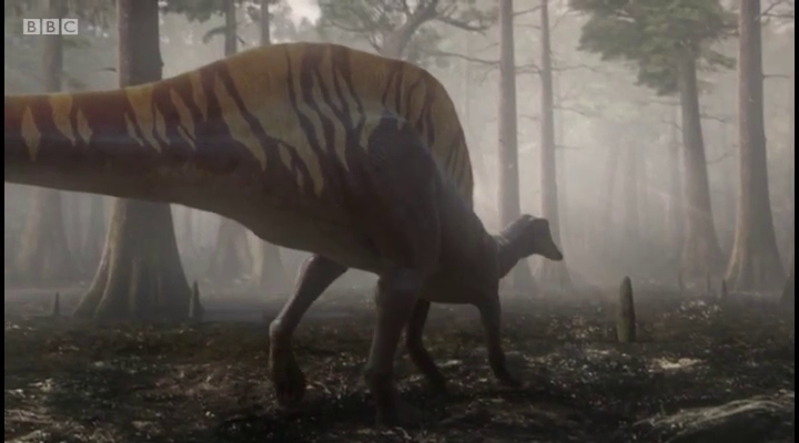 bbc  planet dinosaur growing up with dinosaurs Vlcsn332