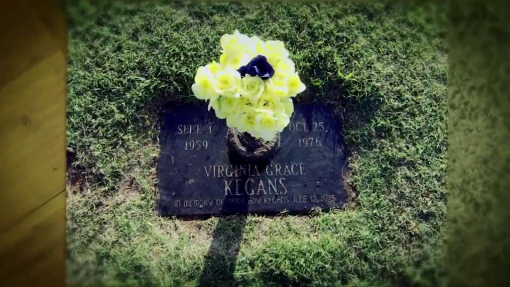 ON THE CASE WITH PAULA ZAHN Virginia Kegans  Vlcsn359