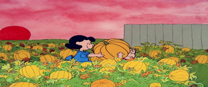 "in spirit of Halloween i decided to watch ""Its The Great Pumpkin Charlie Brown  1966 "" Vlcsn370"