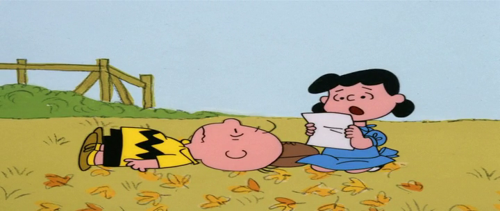 "in spirit of Halloween i decided to watch ""Its The Great Pumpkin Charlie Brown  1966 "" Vlcsn372"