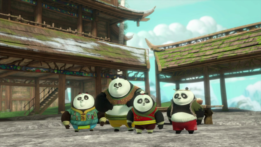 kung fu panda the paws of destiny  Vlcsn387
