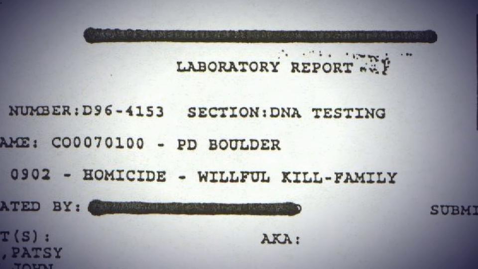 A&E Hunting JonBenet's Killer: The Untold Story part 1 DNA Vlcsn572
