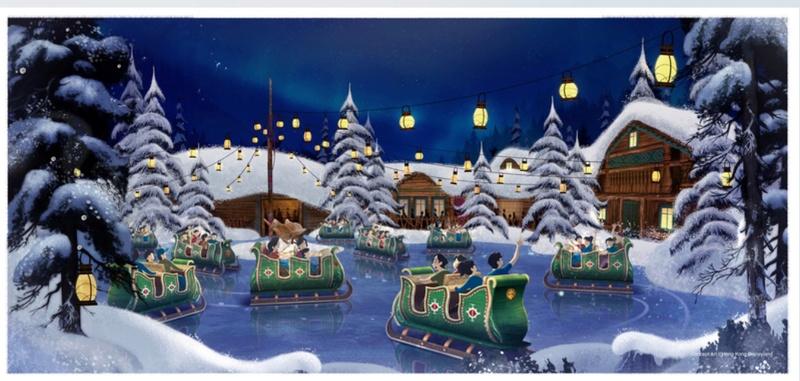 [Parc Walt Disney Studios] Nouvelle zone La Reine des Neiges  (202?) > infos en page 1 - Page 4 Bca5b310