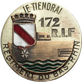 Le Drapeau du 172e RIF 172_co10