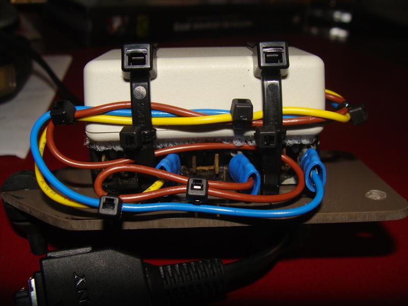 electronique - ETZ  : fabrication d'un régulateur 12V  électronique spécifique Dsc02611
