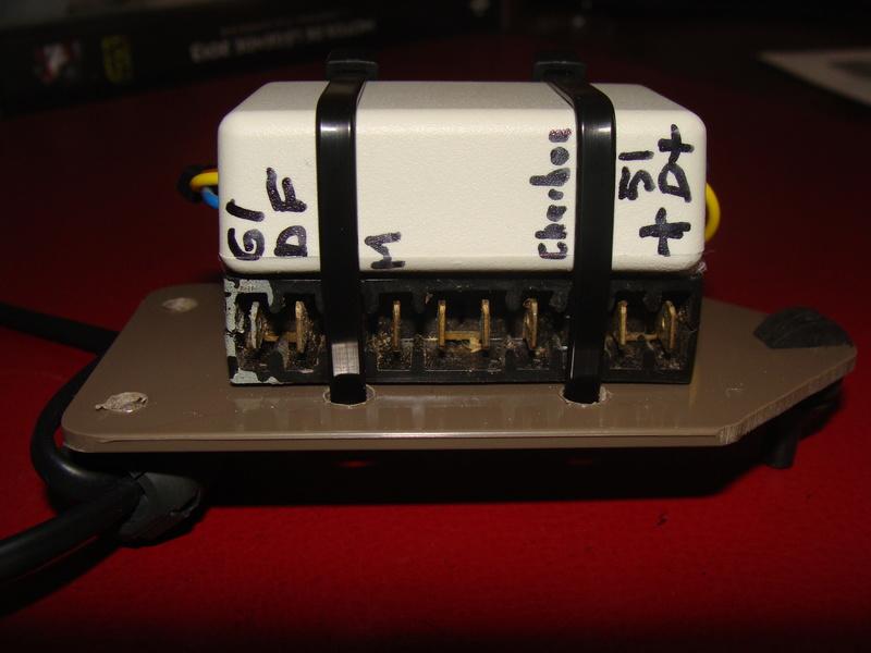 electronique - ETZ  : fabrication d'un régulateur 12V  électronique spécifique Dsc02612